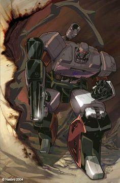 Megatron by Pat Lee Original Transformers, Transformers Optimus Prime, Comic Book Characters, Special Characters, Pat Lee, Comic Art Community, Thundercats, Comic Games, Deviantart