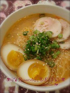 Quick Miso Chicken Ramen Soup Base