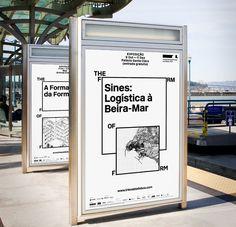 lisbon architecture triennale visual identity the form of form designboom