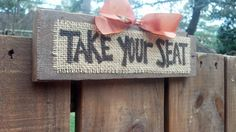 Rustic Wedding Seating Package. Wood Pallet Seating board, Table signs, Texas Town table names