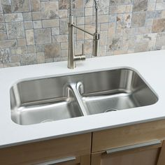 Marvelous Another Elkay Low Divide | Faucets And Sinks | Pinterest | Sinks, Kitchens  And Countertops