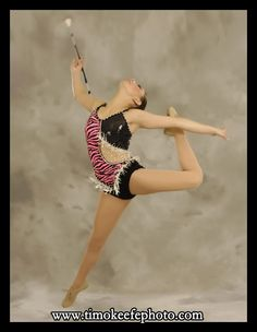 the beautiful sport of Baton twirling