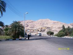 Road to the Valley of the Kings
