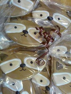 Woodland raccoon cookies   https://www.facebook.com/MonicakesMichigan?ref=hl