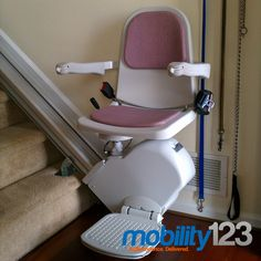 Stair lifts are the perfect, affordable solution to mobility issues with your stairs, making your whole home accessible again. Stair lifts can take you up and down your stairs effortlessly in safety and comfort, like a personal 'elevator for your stairs'. Once again you can enjoy your whole home again. Not simply for disabled individuals, stair lifts are a great solution for anyone who finds difficulty using the staircase.
