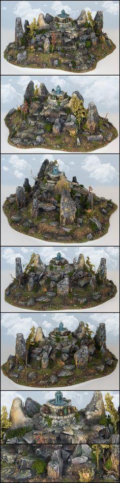 mystic stone circle