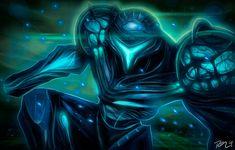 Dark Samus Metroid Prime 2 Echoes by OBLIVIONHUNTER1 on DeviantArt