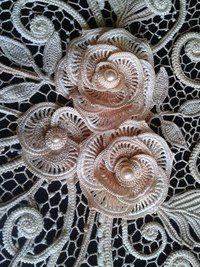 More amazing crochet from Russia. Irish Crochet Patterns, Crochet Motifs, Freeform Crochet, Lace Patterns, Crochet Designs, Crochet Stitches, Hairpin Lace Crochet, Crochet Coat, Crochet Clothes