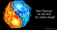 Test: Čeho je ve vás víc? Tarot, Nordic Interior, Reiki, How To Lose Weight Fast, Jin, Medical, Neon Signs, Mystic, Astrology