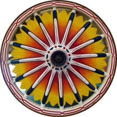 circu wagon wheel   Circus Wagon Wheels