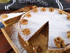 Gyors kávés-diós pite Poppy Cake, Tiramisu, Sweets, Cooking, Ethnic Recipes, Food, Cakes, Kitchen, Good Stocking Stuffers