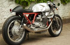 Moto Guzzi by Kaffee Maschine