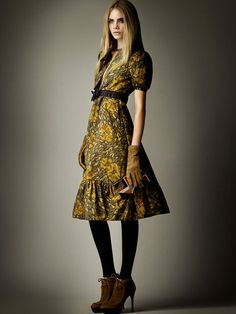 Burberry Pre-Fall. Collection thy name is Amazing!