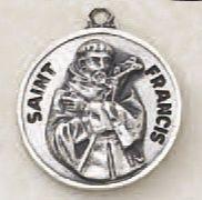 Saint Francis (Patron of Nature)
