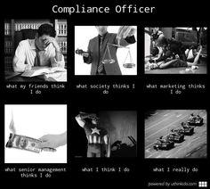 Compliance... how true it is!