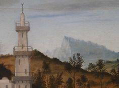 Details of painting Louvre, Portraits, Artwork, Painting, Beard Hat, Holy Land, Men Portrait, Italy, Dog