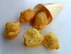 Frittelle di patate e parmigiano