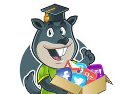 """Check out new work on my @Behance portfolio: """"Graduated Gopher Mascot"""" http://be.net/gallery/33822184/Graduated-Gopher-Mascot"""