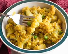 Spicy golden veggie curry