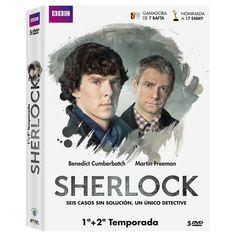 Sherlock Holmes y el Doctor Watson se reinventan para adaptarse a los nuevos tiempos, esta vez en el Londres del siglo XXI. Juntos deberán colaborar para afrontar extraños misterios en los que solo sus insuperables habilidades de deducción podrán dar con la respuesta correcta. 5 discos