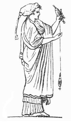 Greek/roman spinner