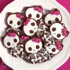 Ideas para tu Fiesta: Galletitas para Halloween