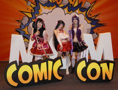 https://flic.kr/s/aHskH56ZZ2 | MCM Comic Con 2016 | November 2016 at the NEC Birmingham