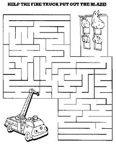 Printable Mazes for Kids ... Puzzles range from very easy to very difficult to work.