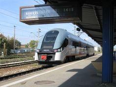 EZT PESA ELF 34WE / EN96 Dworzec PKP Kielce