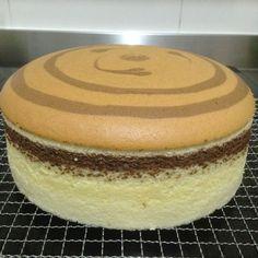 Cream cheese ogura cake