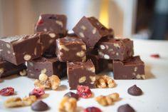 fabulous fudge - chocolade-kokos