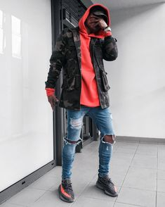 Check out Outfit by Tag in your pictures for a chance to get featured. Tomboy Fashion, Streetwear Fashion, Fashion Outfits, Urban Outfits, Fashion Clothes, Womens Fashion, Men Looks, Yeezy Outfit, Style Masculin