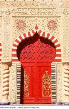 Moslem door