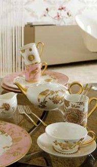 Golden Garden Magnolia - Classic - Dinnerware - Tavola Villeroy & Boch