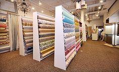 Fabric Showrooms