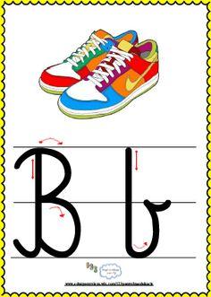 Litera Bb- plansza demonstracyjna FREEEE