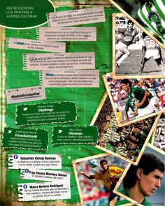 Entre elogios y experiencias, los amantes del fútbol homenajearon a Andrés Escobar, inolvidable defensa de Atlético Nacional. Se conmemoraron 19 años de su muerte.