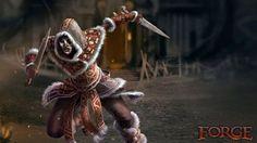 Forge é um MMORPG baseado em PvP, colocando deuses campeões uns contra os outros. Escolha a partir de uma das sete classes e batalhe contra outros jogadores em intensos combates, baseados em habilidades.