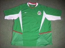 2003 2004 Mexico Adults XL Football Shirt Camiseta Top Old Football Shirts 85b52053e