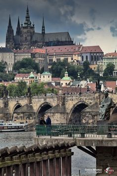 Praga... Città incantata !!