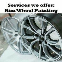 30 Best Car Rim Paint Images Car Rims Rims For Cars Carport Garage