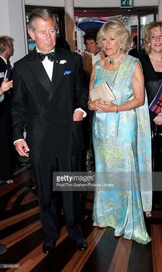 Prince Charles And Camilla Parker-bowles Arriving For A Gala Performance Of The Hit Musical Mamma Mia, The Abba Story, Raising Funds For The Charity The Prince's Trust At The Prince Of Wales Theatre In London Camilla Duchess Of Cornwall, Camilla Parker Bowles, Elisabeth Ii, British Royal Families, Royal Engagement, Herzog, Prince William And Kate, British Royals, Queen Elizabeth