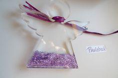 Gastgeschenke || Glücksbringer  ||  Engel von PAULSBECK Buchstaben, Dekoration & Geschenke auf DaWanda.com