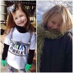 Dear Ellen - http://greenawaltfamilylife.blogspot.com/2014/02/dear-ellen.html Please share this blog post about these two brave warrior girls fighting incurable diseases.  Mitochondrial Disease & Transverse Myelitis.  Savannah lives in Charlotte, NC and Seattle lives in Kelowna, British Columbia.