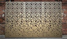 Miles and Lincoln - the UK's leading designer of laser cut screens for decorative interior panels, external architectural cladding, balustrades and ceilings Laser Cut Screens, Laser Cut Panels, Laser Cut Metal, Laser Cutting, Gate Design, Screen Design, Decorative Metal Screen, Cnc Cutting Design, Compass Design