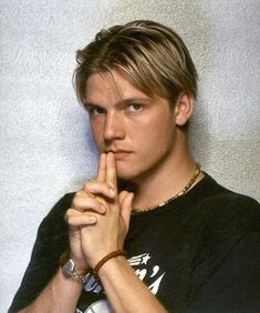 Delicious Young Nick Carter :D