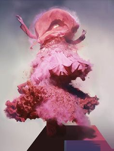Lily Donaldson in 'Unbelievable Fashion' Photographer: Nick Knight Dress: John Galliano S/S 2003 Vogue UK December 2008 Lily Donaldson, Patrick Demarchelier, Mario Testino, Richard Avedon, Moda Fashion, Fashion Art, Fashion Books, High Fashion, Fashion Portraits