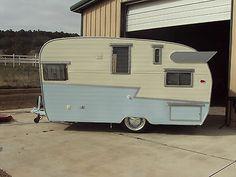 avco vintage travel trailer - Google Search