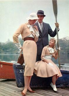 Sweet Cherry Pie: Moda na década de 1950_Parte III