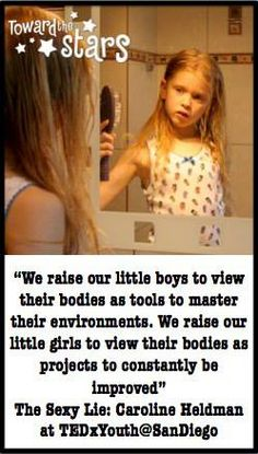 Wow. This hit me hard..... 15 Body Positive Messages For Mothers & Daughters. Smile Guaranteed. << nice collection.